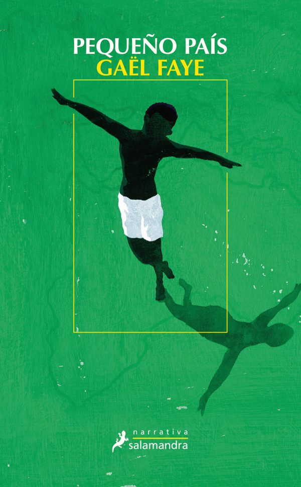 Imatge de la portada de la novel·laPequeño país