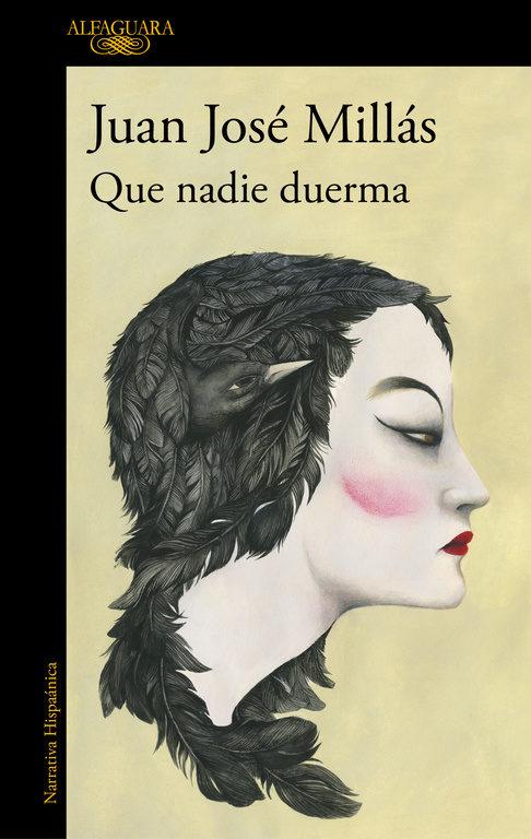 Imatge de la portada de la novel·la Que nadie duerma