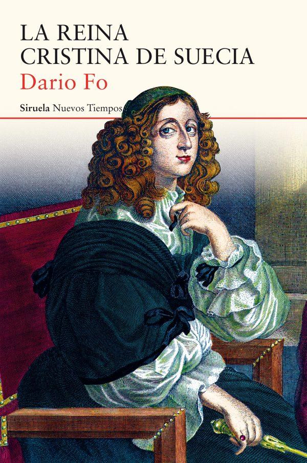 Imatge de la portada de la novel·la La reina Cristina de Suecia