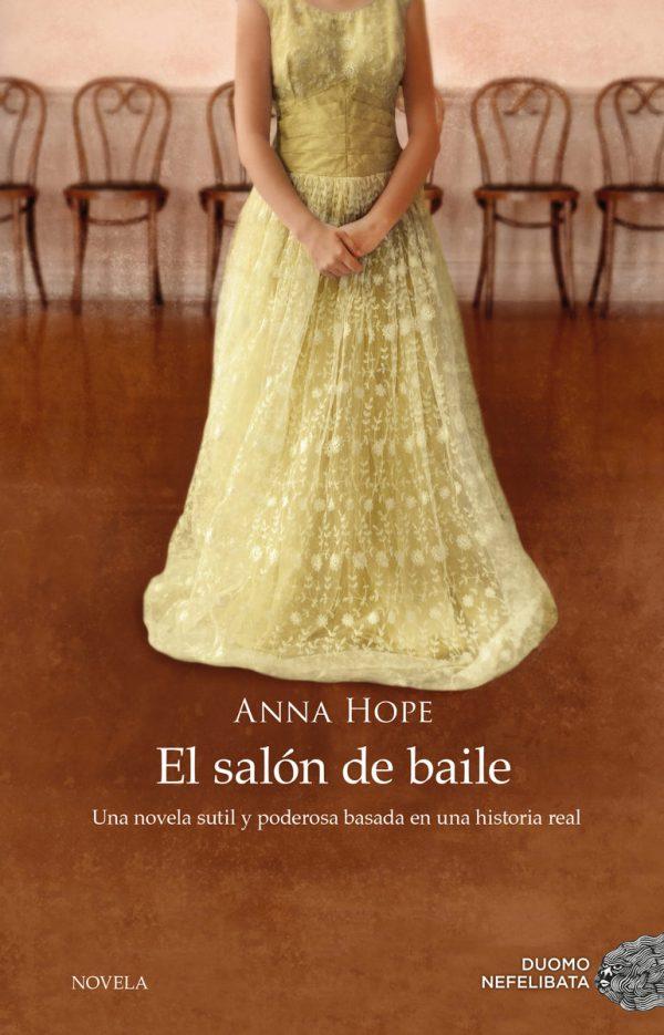 Imatge de la portada de la novel·la El salón de baile