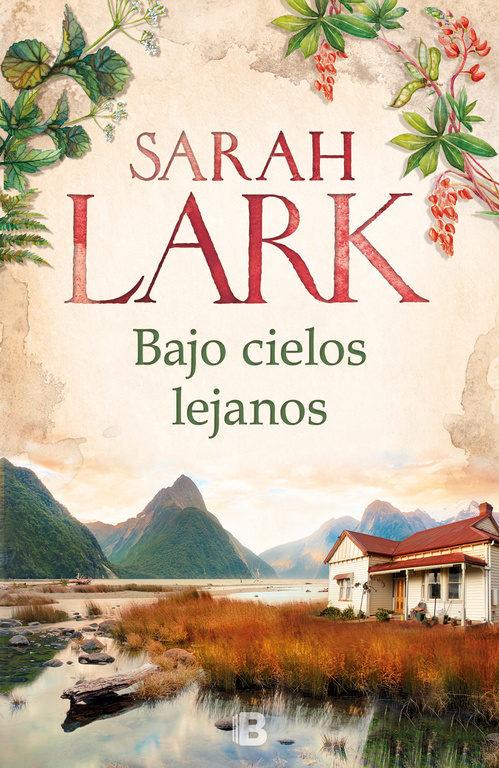 Imatge de la portada de la novel·la Bajo cielos lejanos