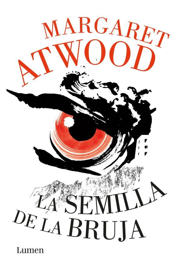 Imatge de la portada de la novel·la La semilla de la bruja
