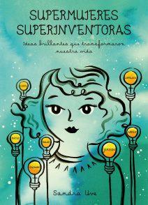 Portada del llibre Supermujeres superinventoras
