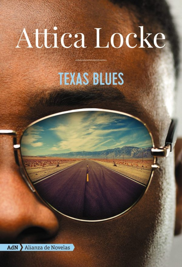 Imatge de la portada de la novel·la Texas Blues