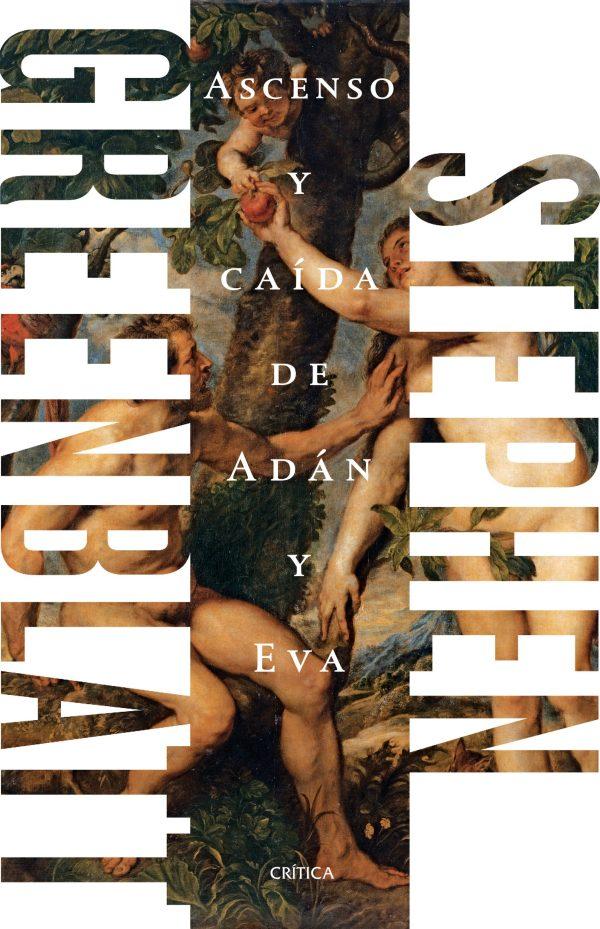 Portada del llibre Ascenso y caída de Adán