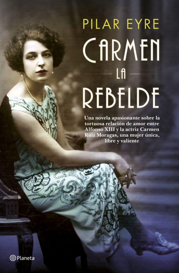 Portada de la novel·la Carmen la rebelde