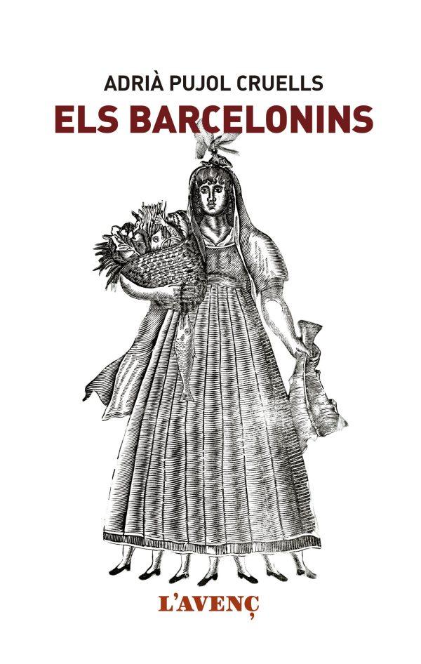 Portada del llibre Els barcelonins