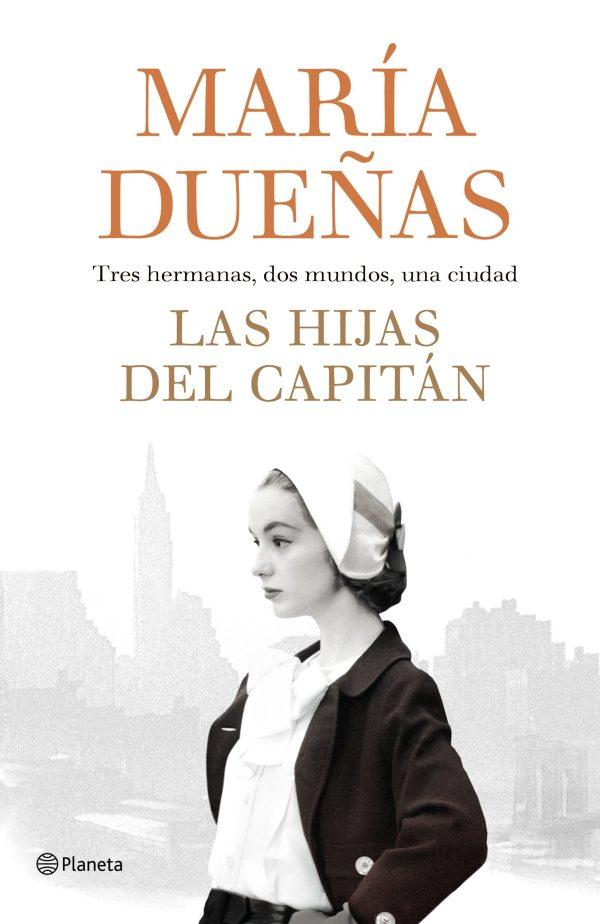 Portada de la novel·la Las hijas del capitán
