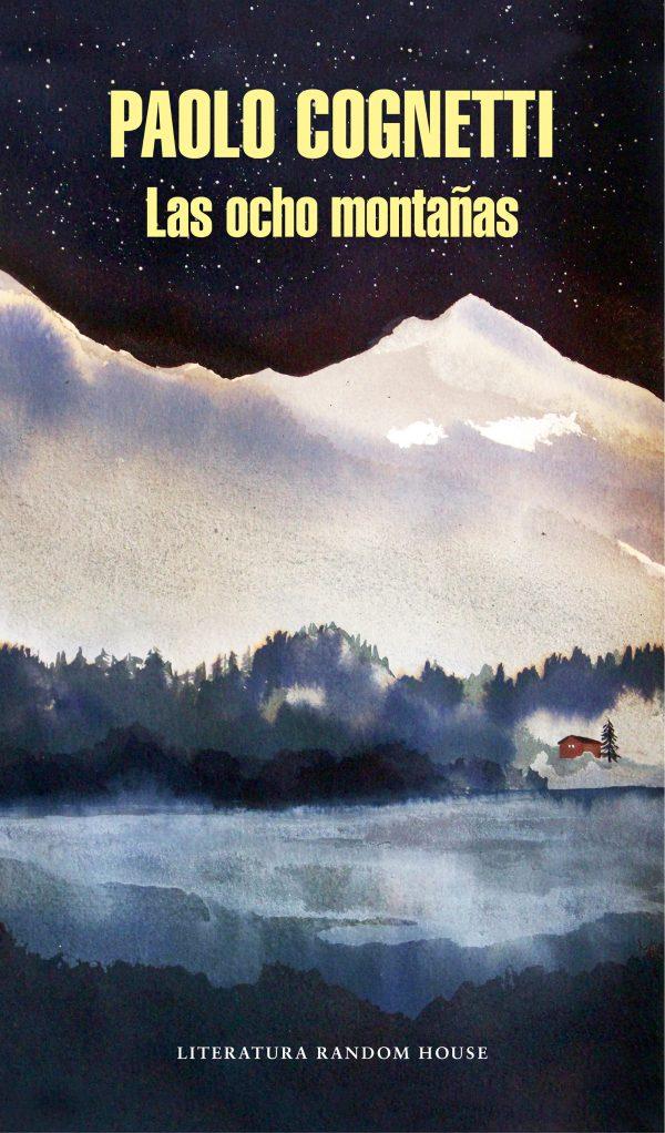 Portada de la novel·la Las ocho montañas