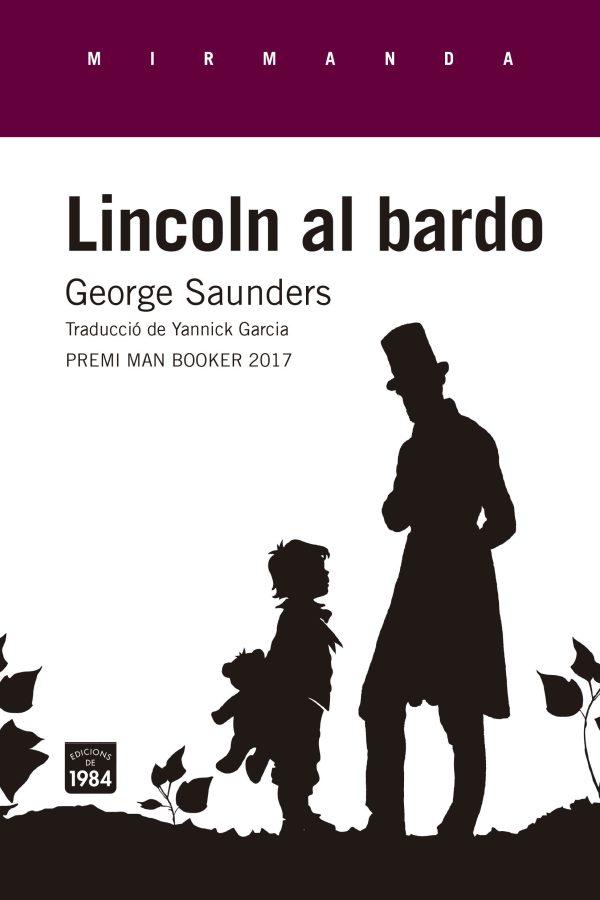 Portada de la novel·la Lincoln al bardo