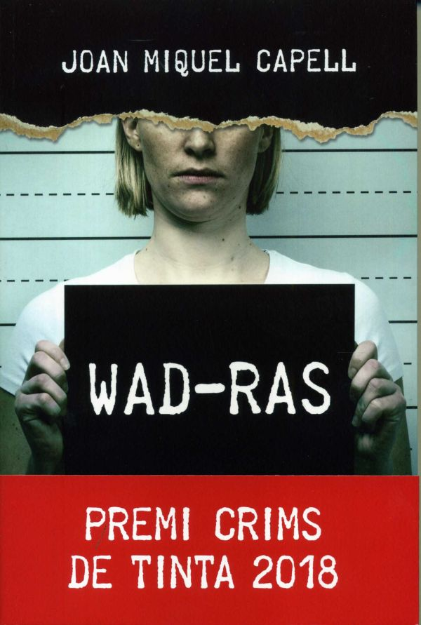 Portada de la novel·la WAD-RAS