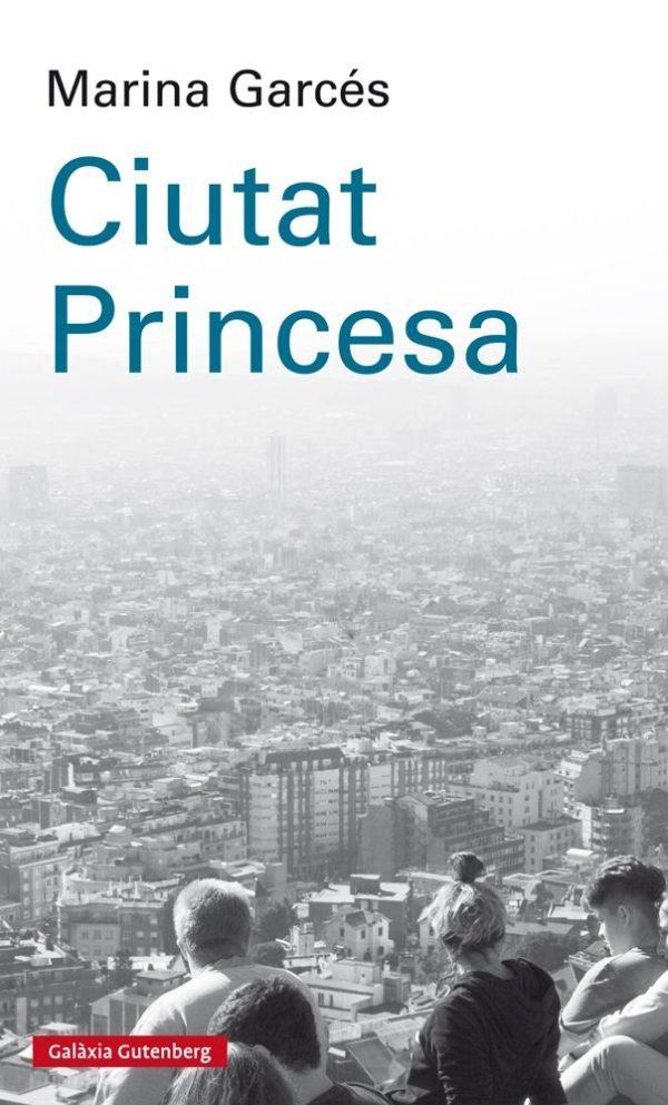 Portada del llibre Ciutat Princesa