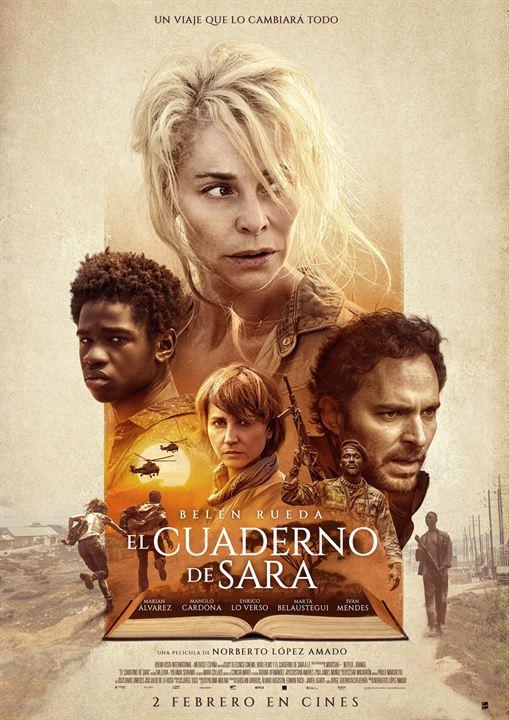 Cartell de la pel·lícula El cuaderno de Sara