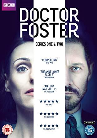 Cartell de la sèrie Doctor Foster