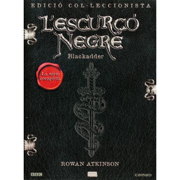 Cartell de la sèrie L'escurçó negre