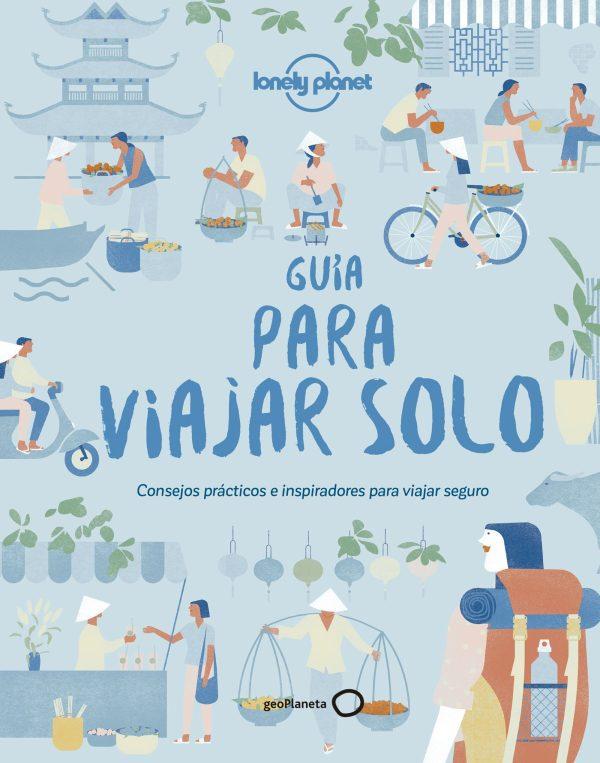 Portada del llibre Guía para viajar solo
