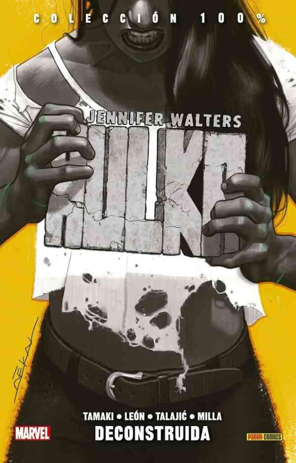 Portada del llibre Hulka Deconstruida