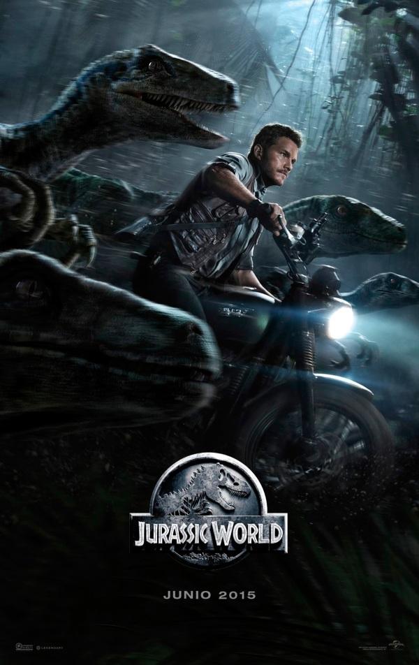 Cartell de la pel·lícula Jurassic World