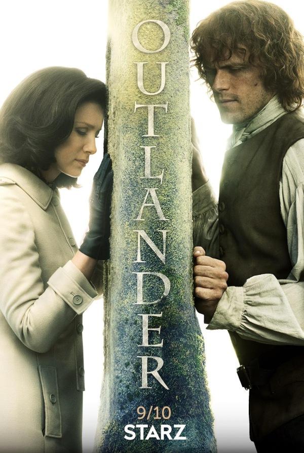 Cartell de la sèrie Outlander