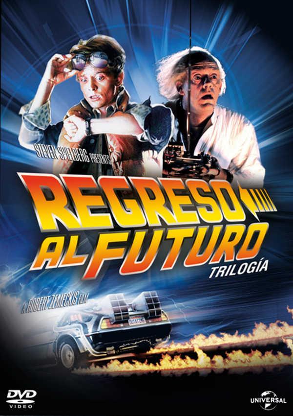 Cartell de la pel·lícula Regreso al futuro (trilogia)