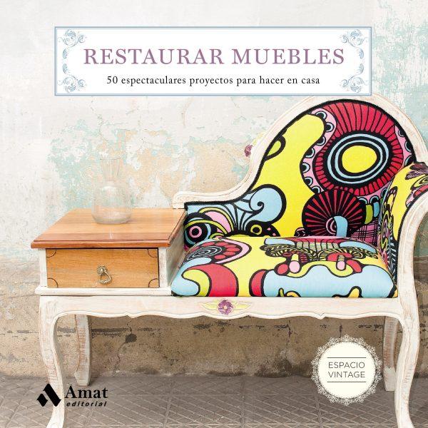 Portada del llibre Restaurar muebles