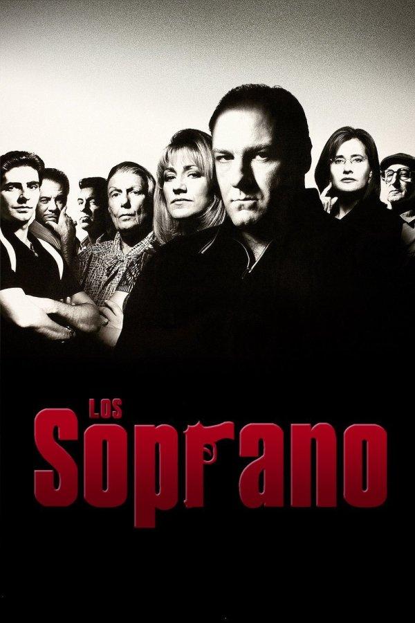 Cartell de la sèrie Los Soprano