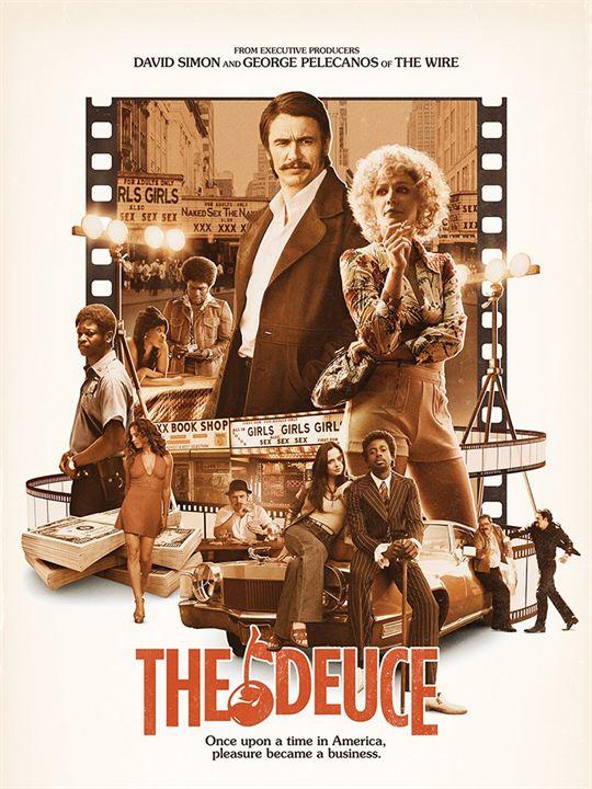 Cartell de la sèrie The deuce