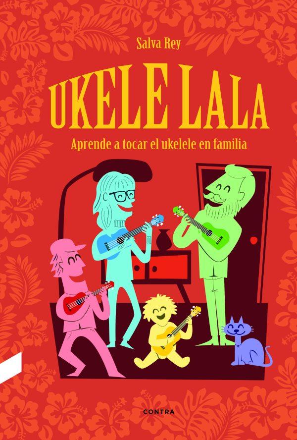 Portada del llibre Ukele lala