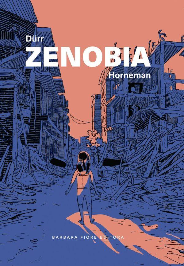 Portada del llibre Zenobia