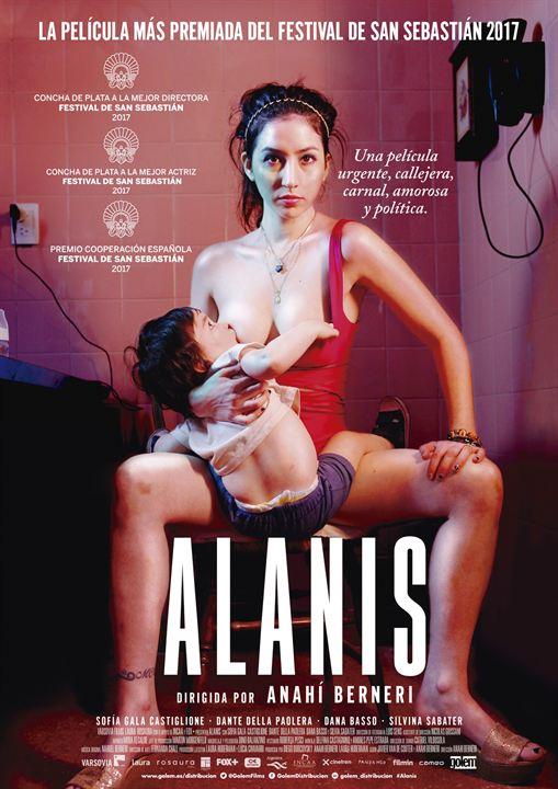 Imatge del cartell de la pel·lícula Alanis