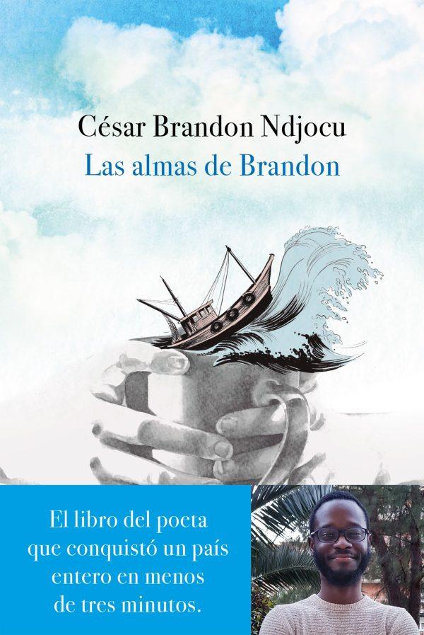 Imatge de la portada de la novel·la Las almas de Brandon