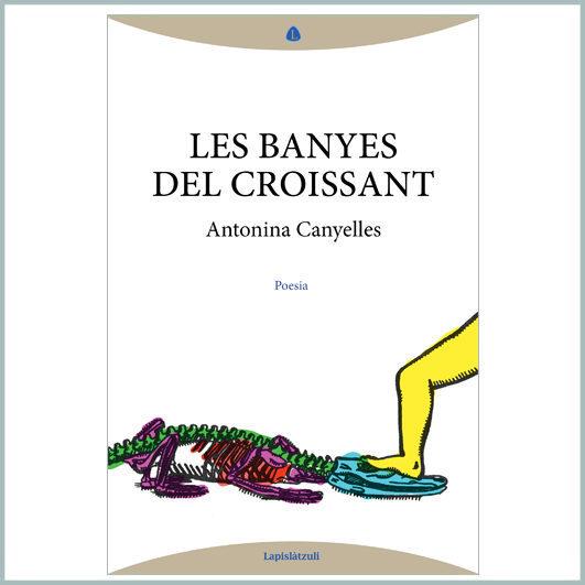 Imatge de la portada de la novel·la Les banyes del croissant