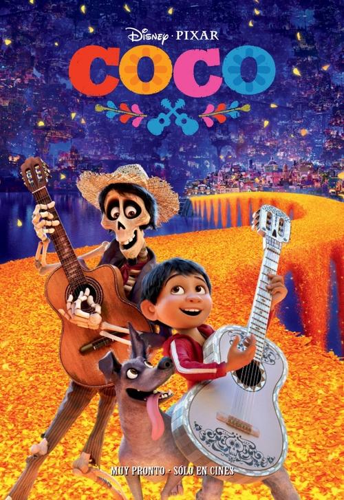 Imatge del cartell de la pel·lícula Coco