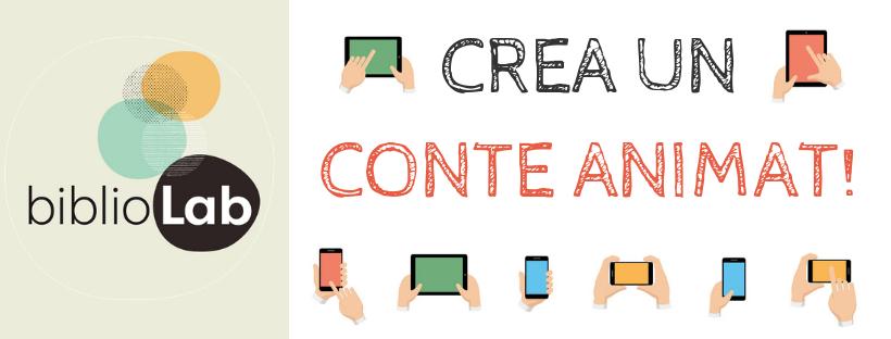 """Imatge amb enllaç a la notícia sobre l'activitat """"Crea el teu conte animat"""""""