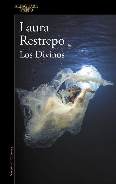 Imatge de la portada de la novel·la Los divinos