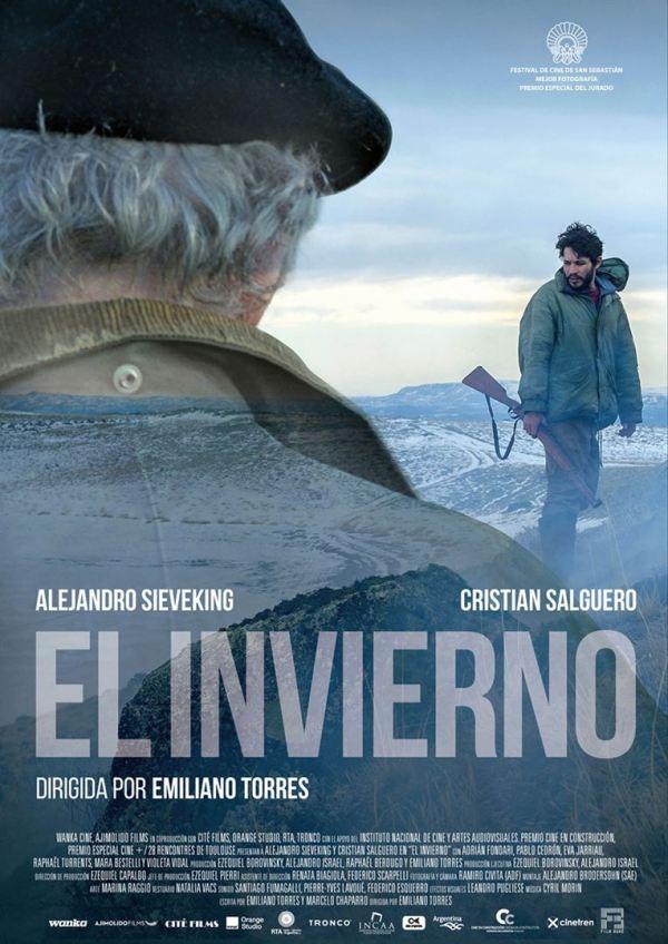 Imatge del cartell de la pel·lícula El invierno