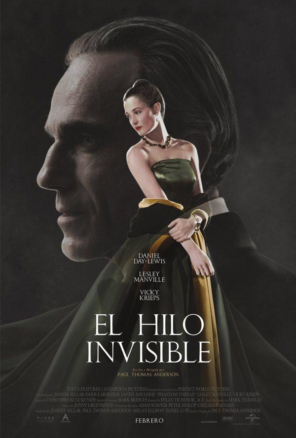 Imatge del cartell de la pel·lícula El hilo invisible