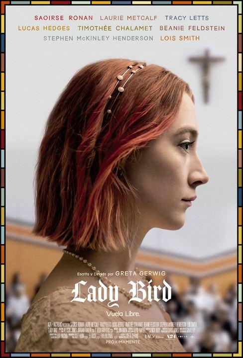 Imatge del cartell de la pel·lícula Lady Bird