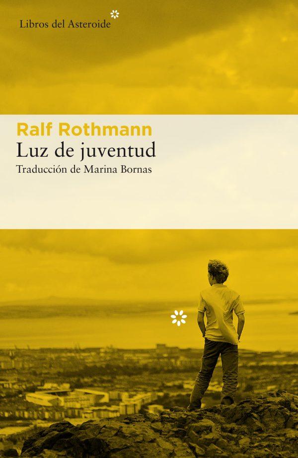 Imatge de la portada de la novel·la Luz de juventud