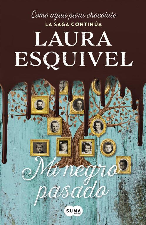 Imatge de la portada de la novel·la Mi negro pasado