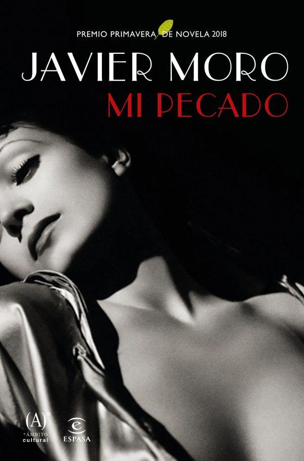 Imatge de la portada de la novel·la Mi pecado