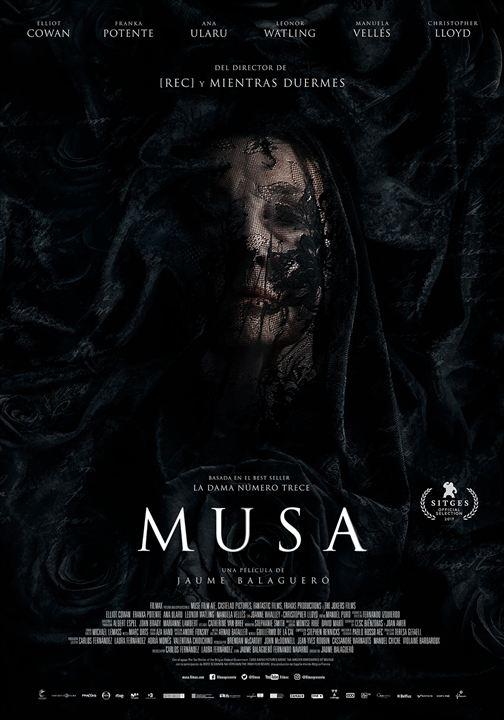 Imatge del cartell de la pel·lícula Musa