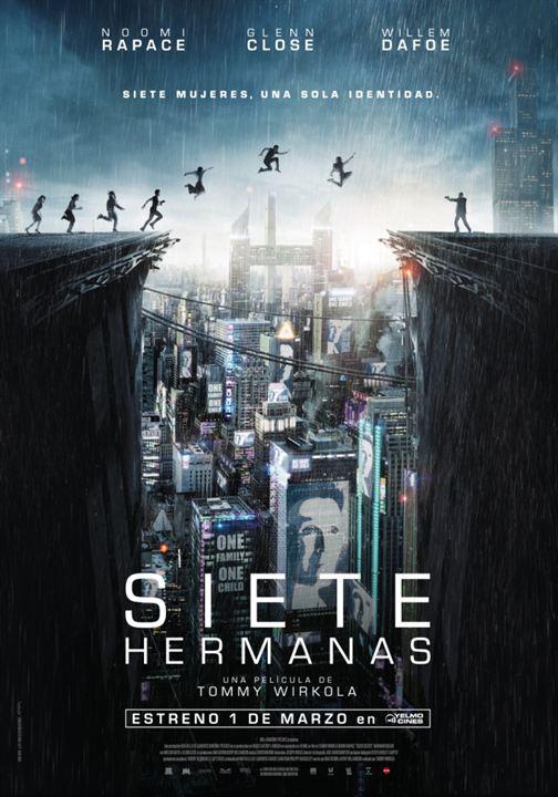 Imatge del cartell de la pel·lícula Siete hermanas