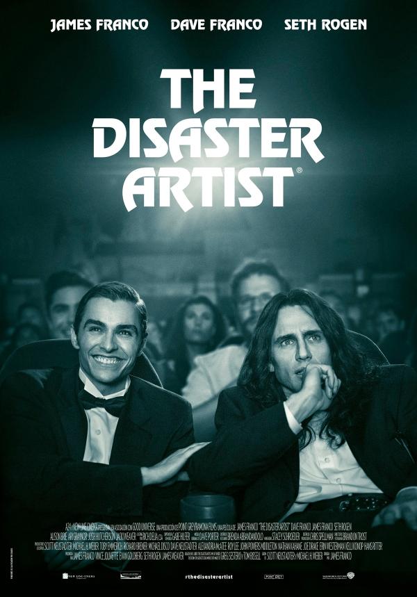 Imatge del cartell de la pel·lícula The disaster artist