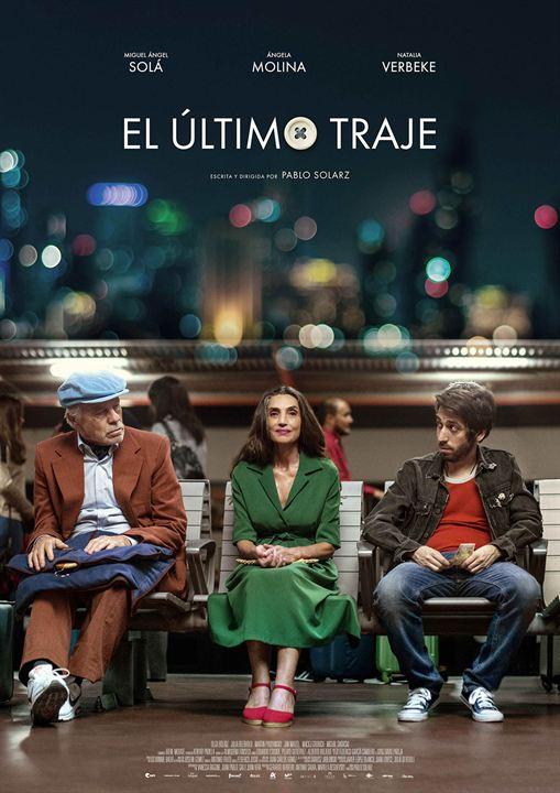 Imatge del cartell de la pel·lícula El último traje