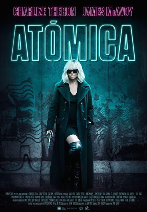 Imatge del cartell de la pel·lícula Atómica