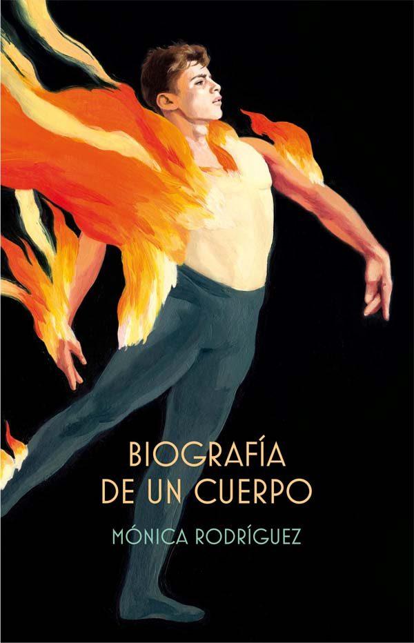 Portada del llibre Biografía de un cuerpo de Mónica Rodríguez