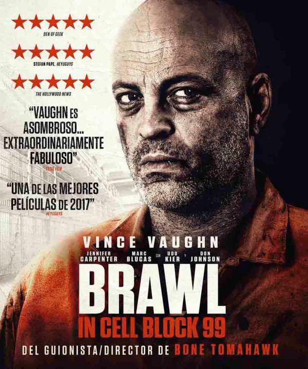 Imatge del cartell de la pel·lícula Brawl in cell block 99