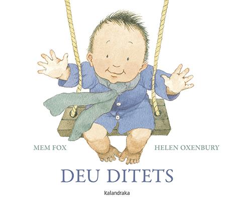 Portada del llibre infantil Deu ditets de Mem Fox