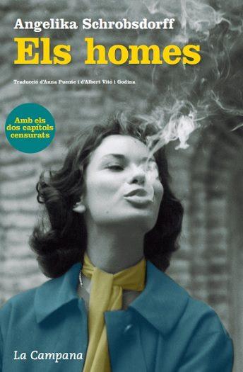 Portada del llibre Els homes d'Angelika Schrobsdorff